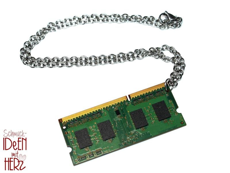 RAM memory - necklace